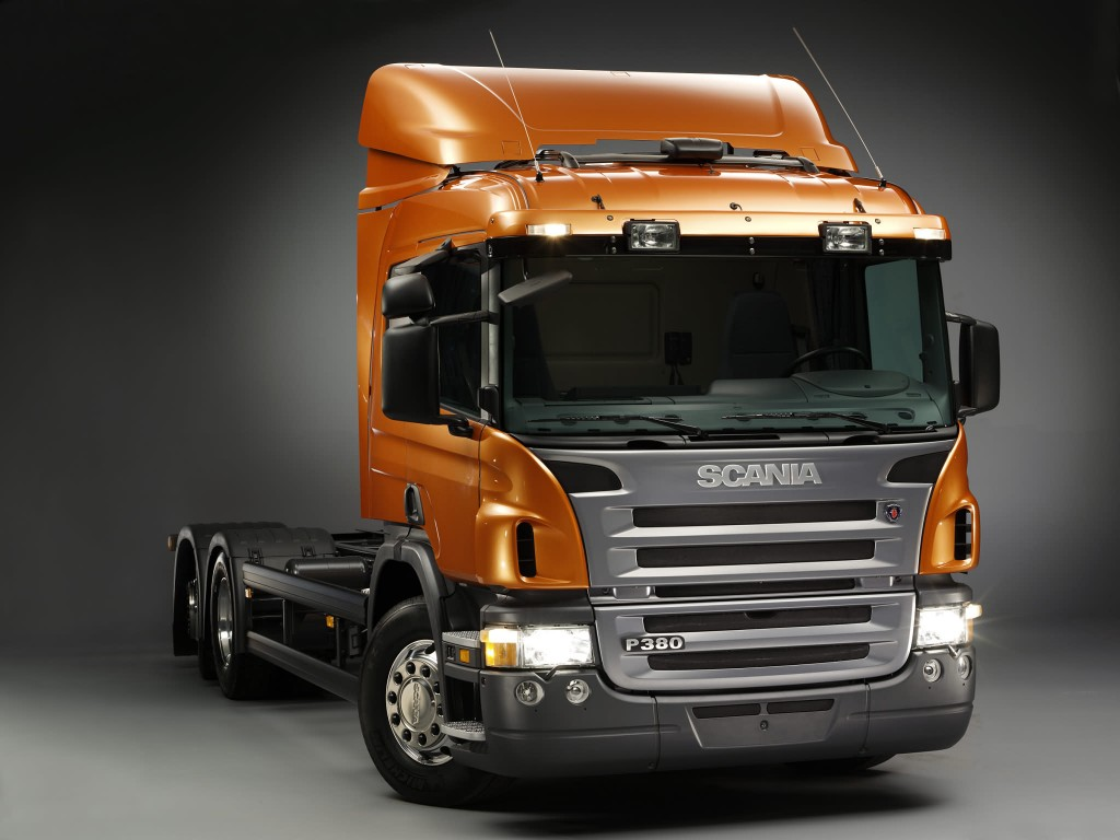 VW Scania buyout