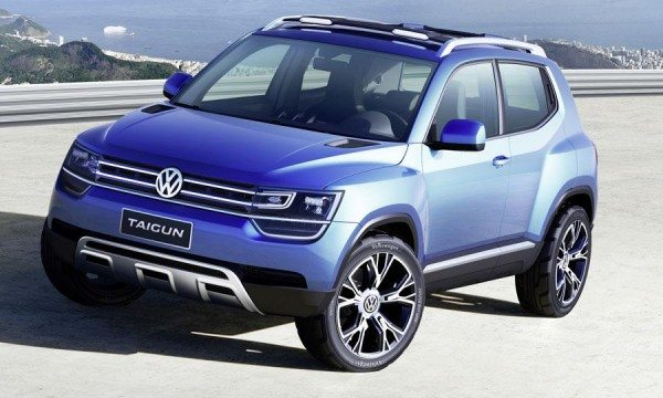 Volkswagen Taigun India debut slated for Auto Expo 2014