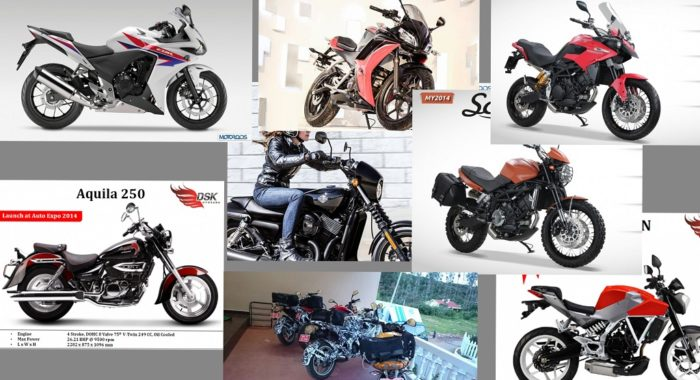 Hot new bikes coming to Auto Expo 2014