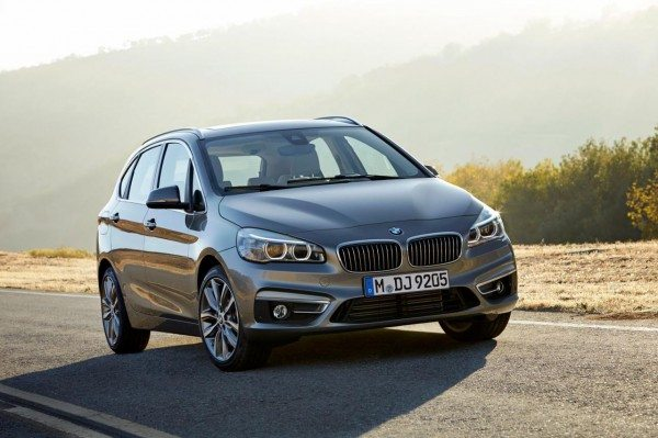 VIDEO: BMW 2 Series Active Tourer Officially Unveiled