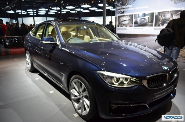 Auto Expo 2014 LIVE: BMW 320d Gran Turismo launched @ INR 42,75,000.