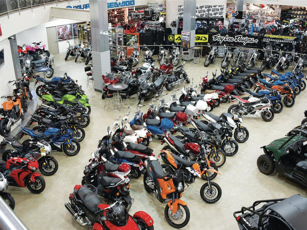 Consumer reports motorcycle survey japanese lead bmw for Honda dealership naples fl