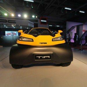 Auto Expo 2014 Live Dc Tia Hatchback Unveiled Price Images