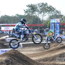Gulf Supercross Nashik round held [Images & Details]