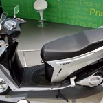 Hero Leap Serial Hybrid Scooter at Auto Expo 2014: Images and Details