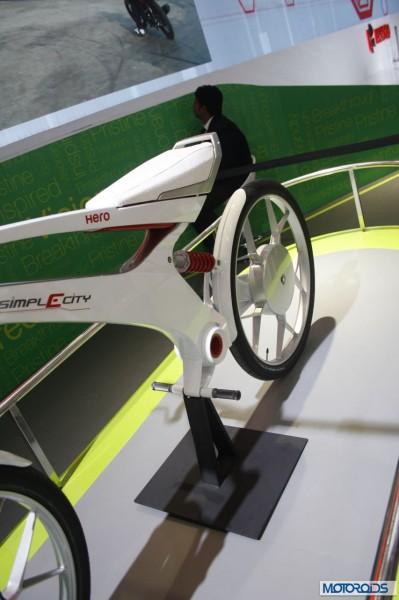 hero SimplEcity electric bike Auto Expo 2014 (4)