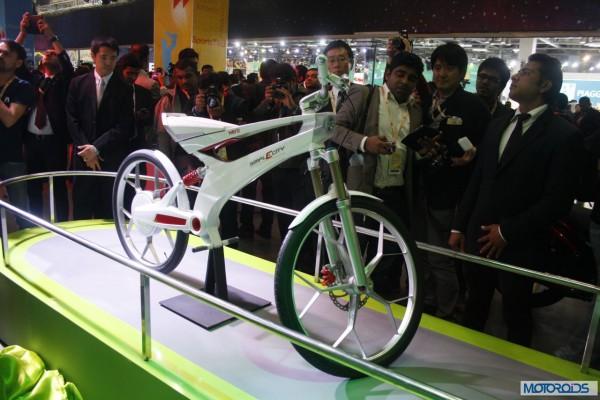 hero SimplEcity electric bike Auto Expo 2014 (6)