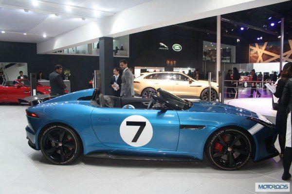 jaguar Project 7 Auto Expo 2014 (7)