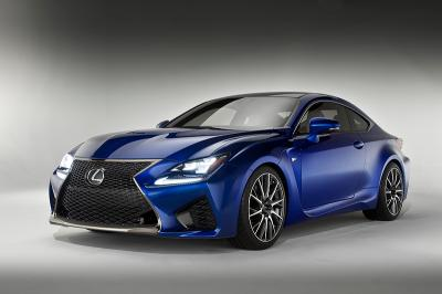 Geneva debut for Lexus RC F AND RC Coupe