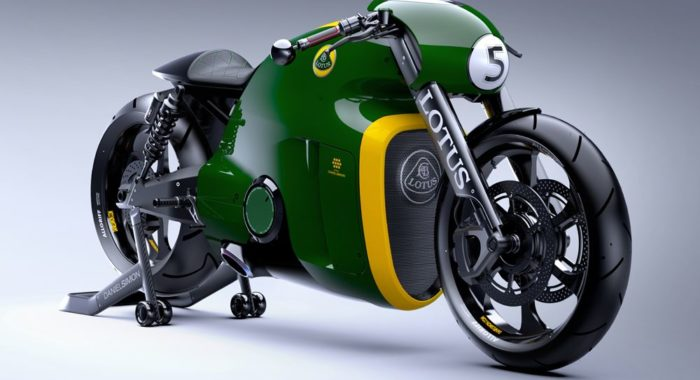 UNVEILED: Lotus C-01 motorcycle images, specs and details