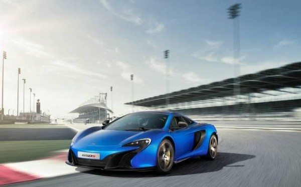 Check out new McLaren 650S images and details