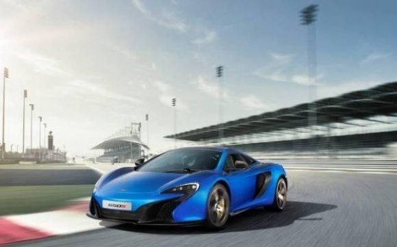 McLaren 650S revealed ahead of Geneva debut