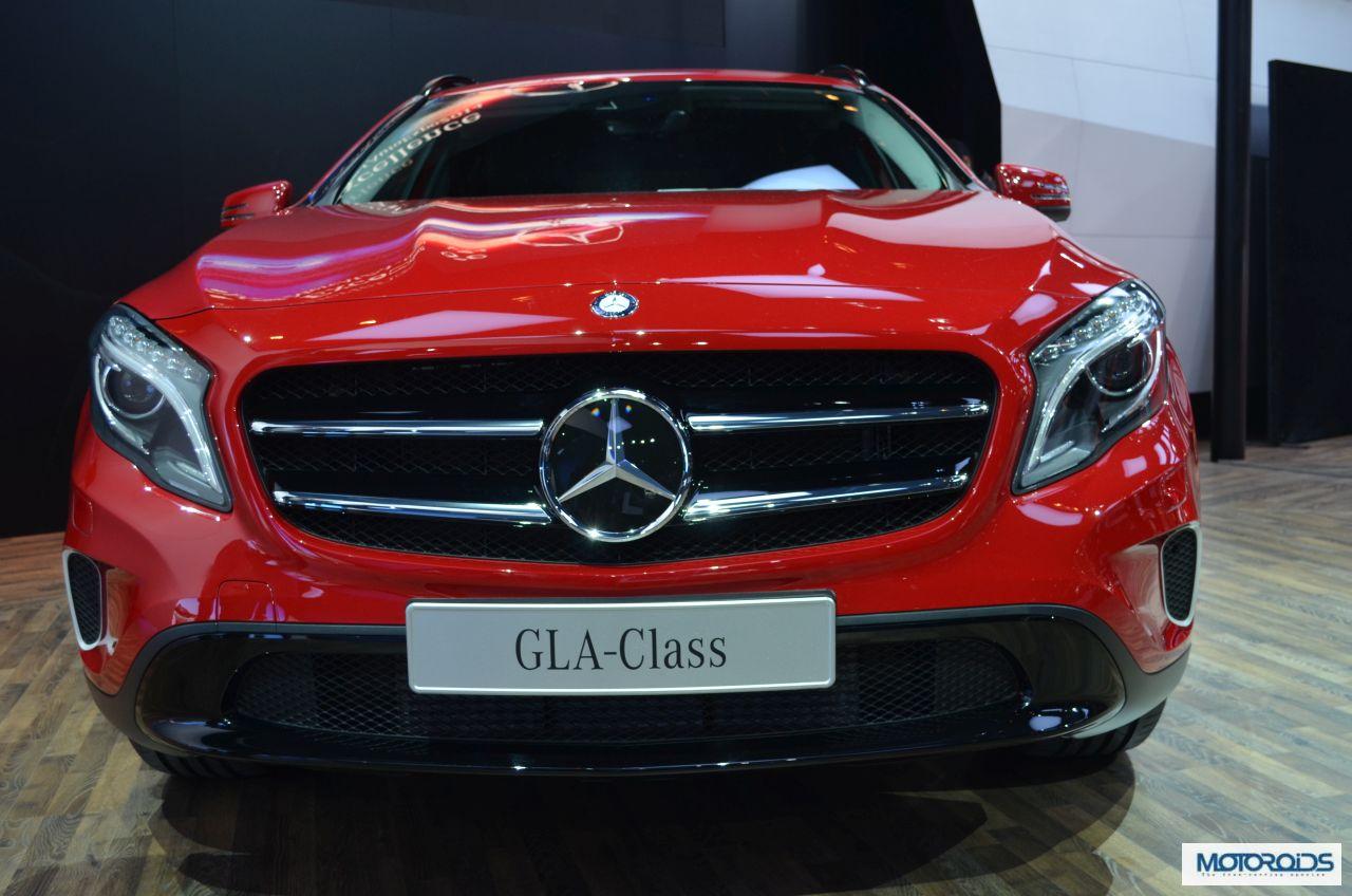 502 bad gateway for Mercedes benz gla class india