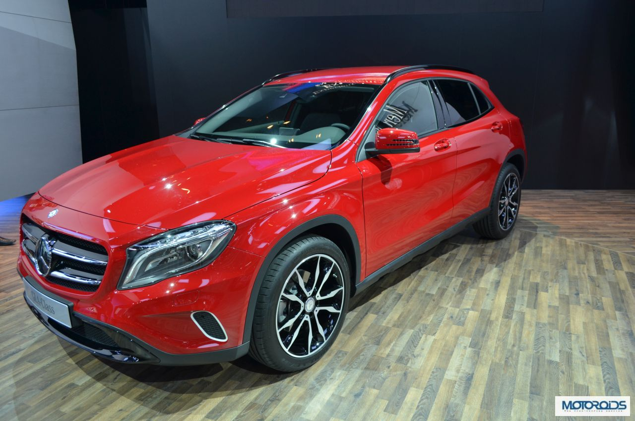 Mercedes benz introduces sport edition a class cla and for Mercedes benz gla class india
