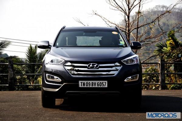 new Hyundai santa Fe exterior (11)