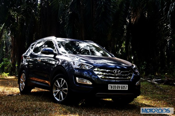 new Hyundai santa Fe exterior (2)