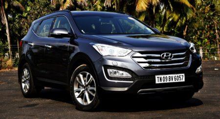 new Hyundai santa Fe exterior (6)