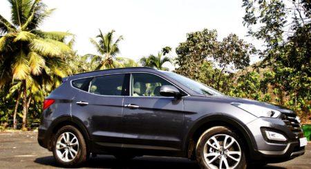 new Hyundai santa Fe exterior (7)