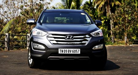 new Hyundai santa Fe exterior (8)