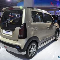 Spy-shot: Maruti Wagon R XRest; launching soon