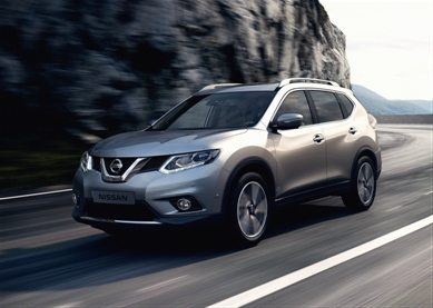 Nissan at Geneva Motor Show 2014