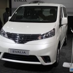 Auto Expo 2014 LIVE: Nissan Evalia facelift showcased [Official Release]