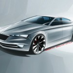 Skoda at Geneva Motor Show 2014 [Vision C Coupe, Octavia L&K, Octavia Scout & much more]