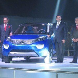 tata motors Rexon Concept (4)