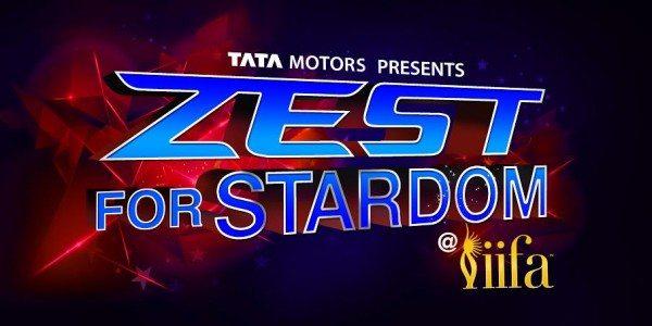 tata motors zest for stardom iifa 1
