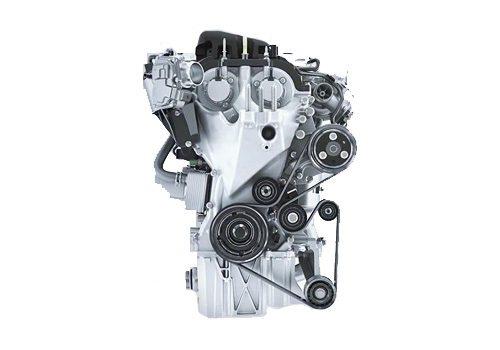 1.0 liter turbo engine