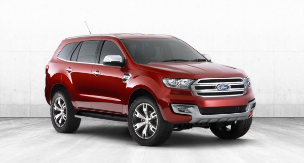 2014 Ford new Endeavour Everest (2)