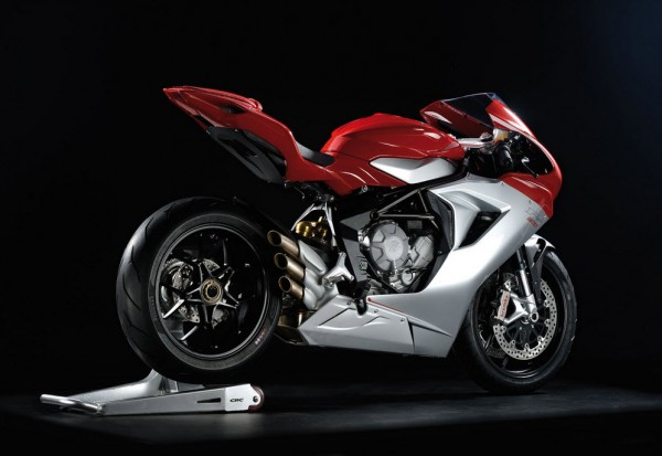 Daimler to buy into MV Agusta