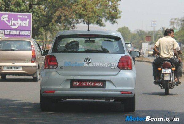 2014-VW-Polo-facelift-GT-TDI-spied-rear