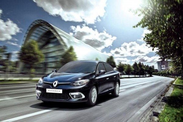 Official: 2014 Renault Fluence facelift launched [Images, Prices, Details]