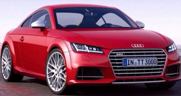 New 2015 Audi TT images leaked ahead of Geneva Motor Show 2014 debut