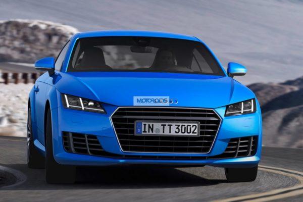 Geneva Motor Show 2014 LIVE- New 2015 Audi TT & Audi TTS released [Images & Details]