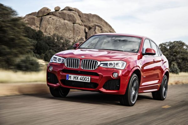 BMW X4 M Performance Edition Coming Soon