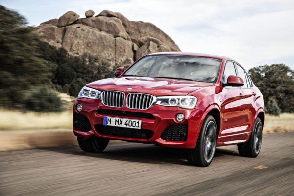 Geneva Motor Show 2014 LIVE: 2015 BMW X4 [Images & Details]
