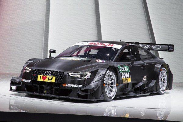Audi RS5 DTM images 1