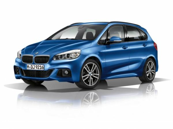 BMW 2 Series Active Tourer M Sport released [Images & Details]
