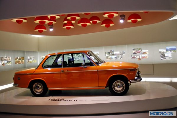 BMW Museum cars and motorcycles Munich (18)
