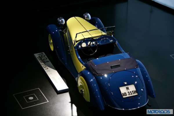 BMW Museum cars and motorcycles Munich (44)