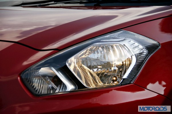 Datsun Go Exterior - Headlight
