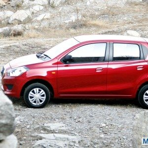 Datsun go specifications