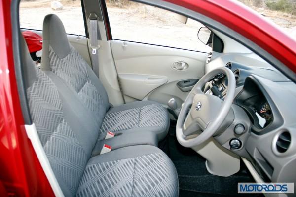Datsun Go - Driver Seat