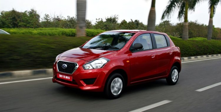 Datsun Go exterior action 11 750x380 Datsun Go Review, Images, Specs, Features and Price – Dat Sun Shall Rise!