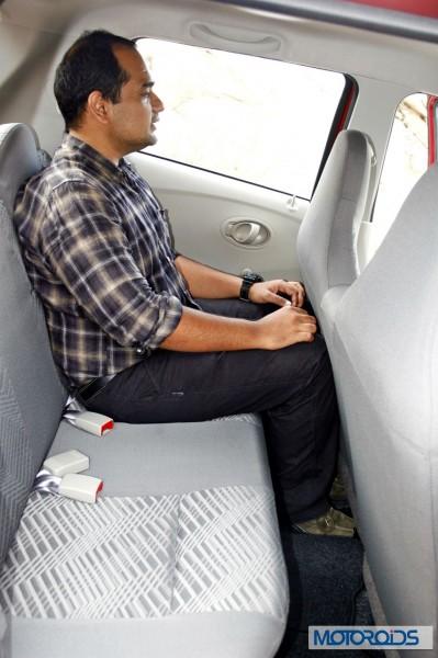 Datsun Go - Passenger Seat