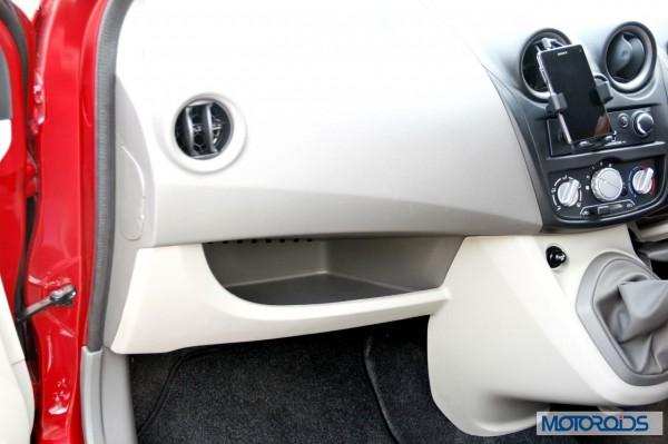 Datsun Go interior (6)