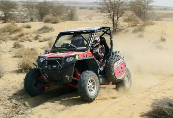 Desert Storm 2014 Polaris RZR XP 900 (6)