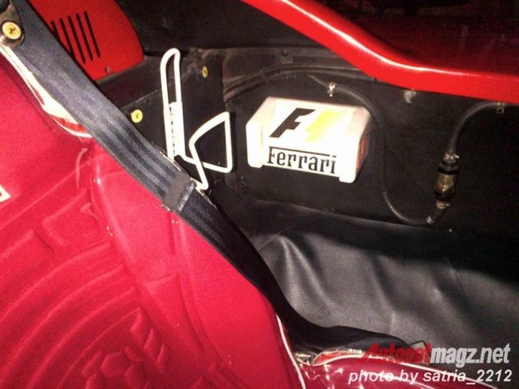 Ferrari F1 replica-7